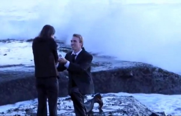 Marriage Proposal Goes Horribly Wrong