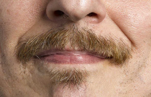 Dancing Mustache Pays Off for Homeless Man