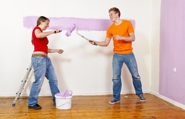 Home Improvement Projects Cause Some Couples To Consider Divorce