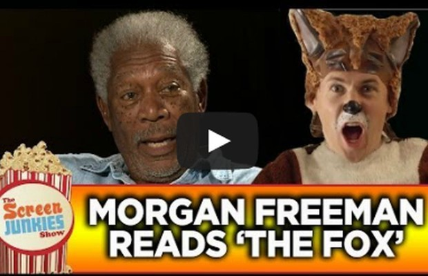 "Morgan Freeman Reads, ""The Fox"""