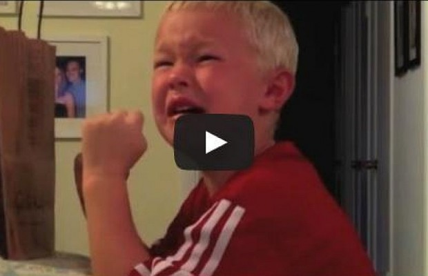 Watch A Bunch Of Kids Find Out Their Halloween Candy Is Gone
