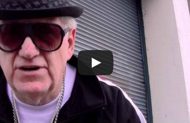 Elderly Couple Tries Their Hand At Rapping And Pull It Off