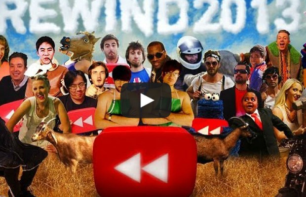 You Tube Rewind 2013