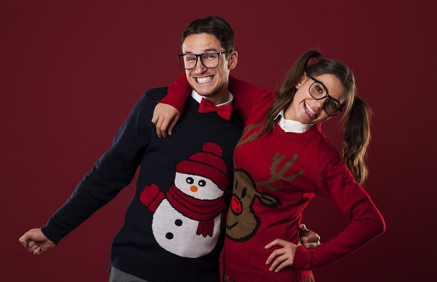 The Ugly Christmas Sweater Just Got Uglier