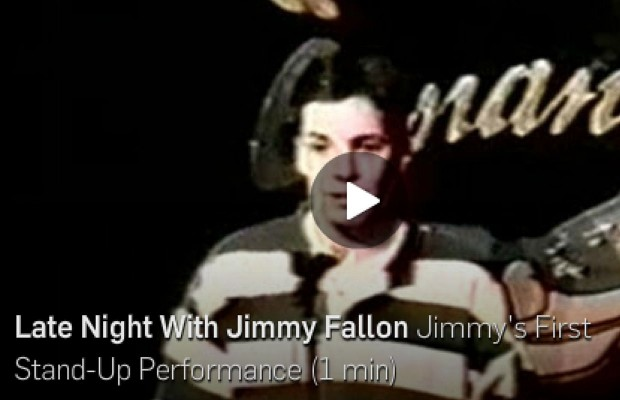 Jimmy Fallon's First Stand-up