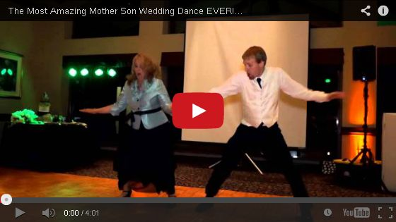 Wedding Prank on the Dance Floor