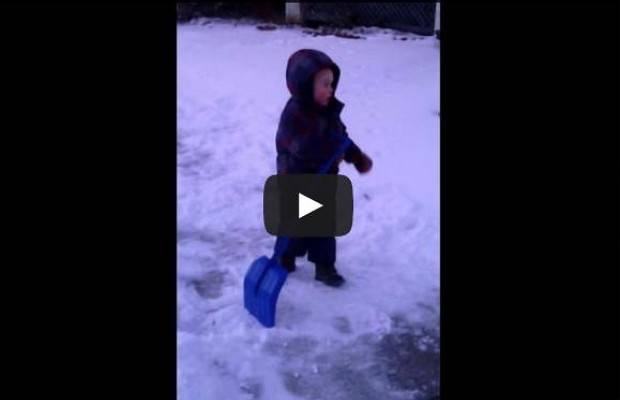 Little Boy Ask Jesus To Make It Warm!