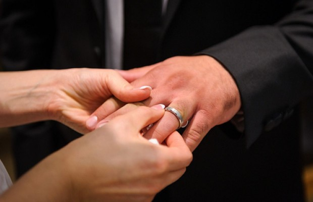 Man-Gagement Rings For When She Pops The Question To Him