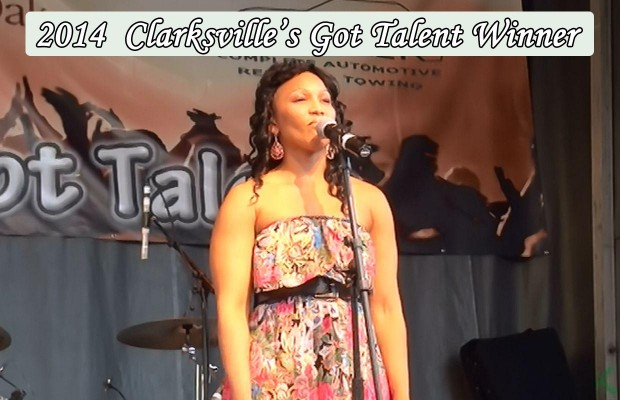 2014 Clarksville's Got Talent Winner