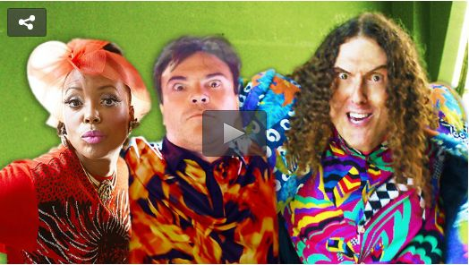 "Weird Al Is Releasing Parody of ""Happy"" Featuring Jack Black"