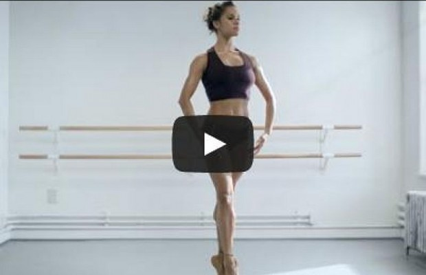 Misty Copeland Proves You Should Never Give Up